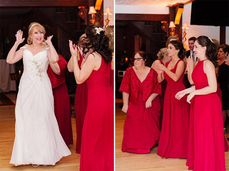 Sheryl+Gregg- Bridal Party Dancing - Lake Valhalla Club- New Jersey- Olivia Christina Photo.jpg