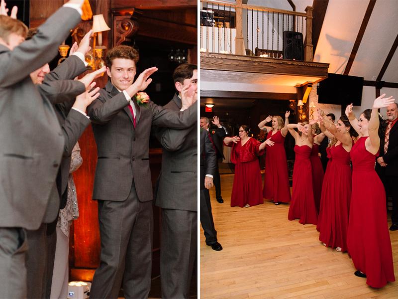 Sheryl+Gregg- Bridal Party Dancing 2 - Lake Valhalla Club- New Jersey- Olivia Christina Photo.jpg