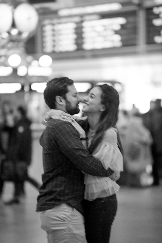 Anahi+David- Classic NYC Engagement Session- Grand Central New York City- Olivia Christina Photo-14.JPG