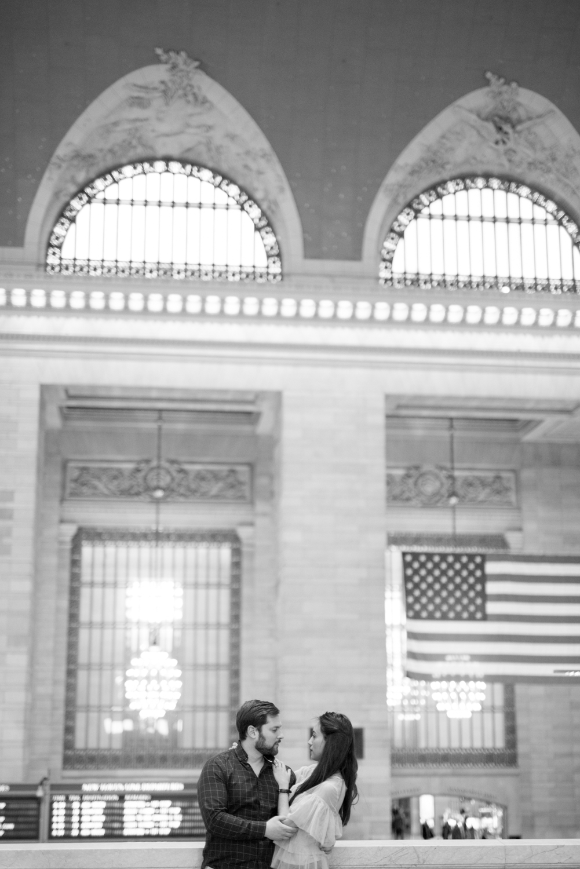 Anahi+David- Classic NYC Engagement Session- Grand Central New York City- Olivia Christina Photo-55.JPG