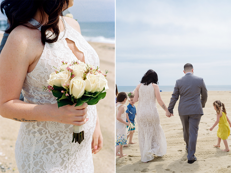 Caitlyn+Anthony- Belmar Beach Elopement- Bridal Bouquet- New Jersey Weddings- Olivia Christina Photo.jpg