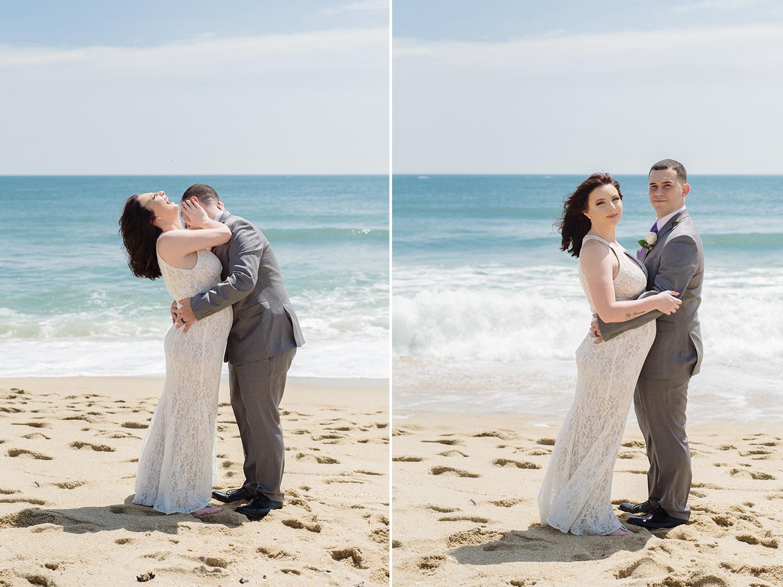 Caitlyn+Anthony- Belmar Beach Elopement- Bride and Groom Portraits Ocean- New Jersey Weddings- Olivia Christina Photo.jpg