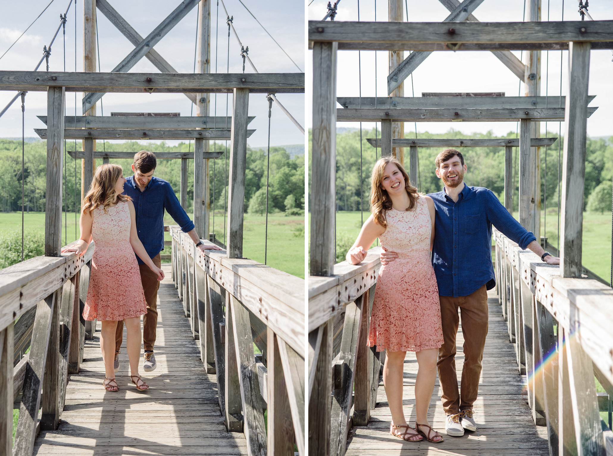 Chelsea+James-Appalachian Trail Engagement Session- Wooden Suspension Bridge- New Jersey- Olivia Christina Photo.jpg