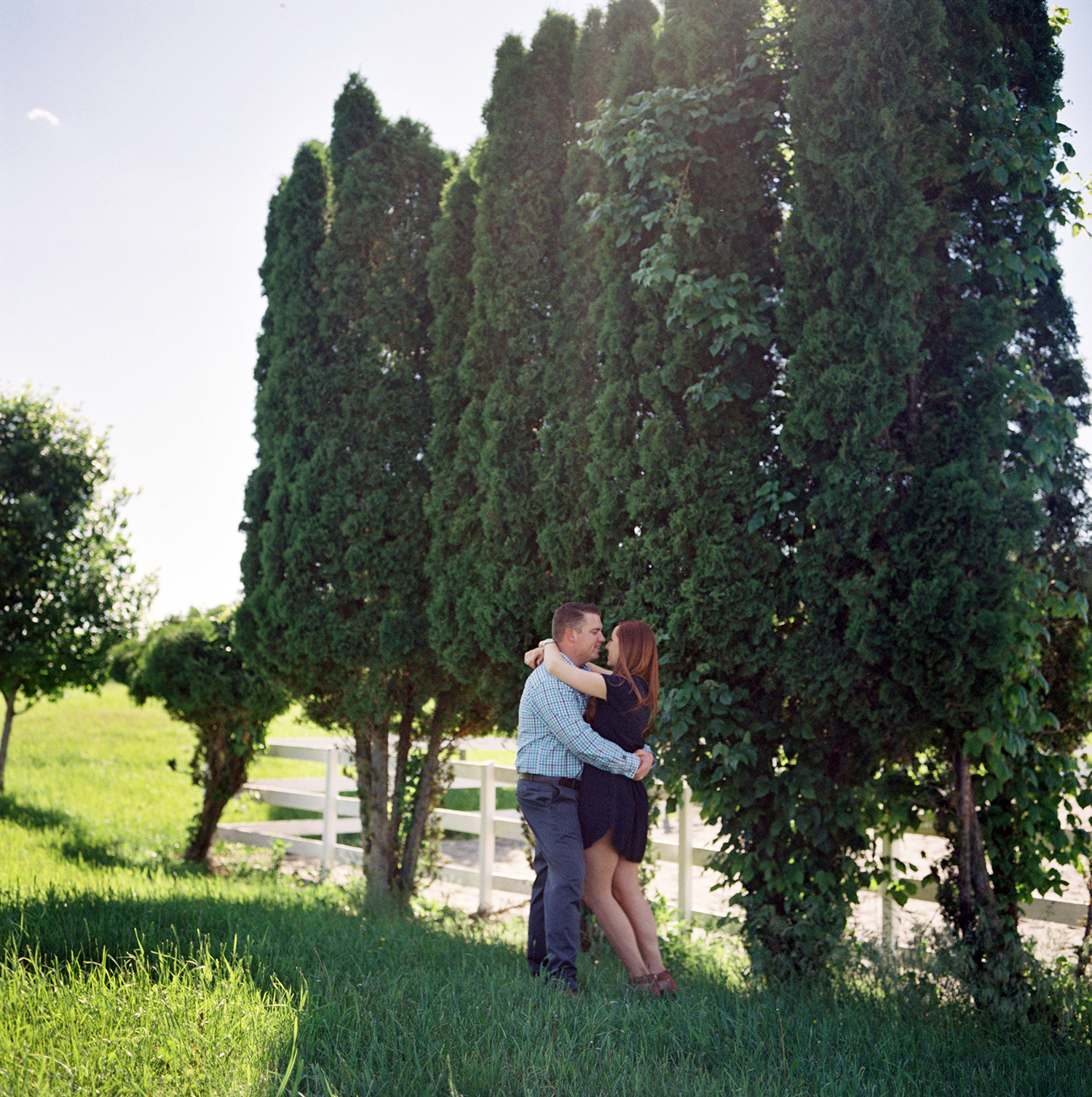 Lauren+AJ | Warwick Winery Engagement Session-Candid Photography-FILM- Olivia Christina Photography