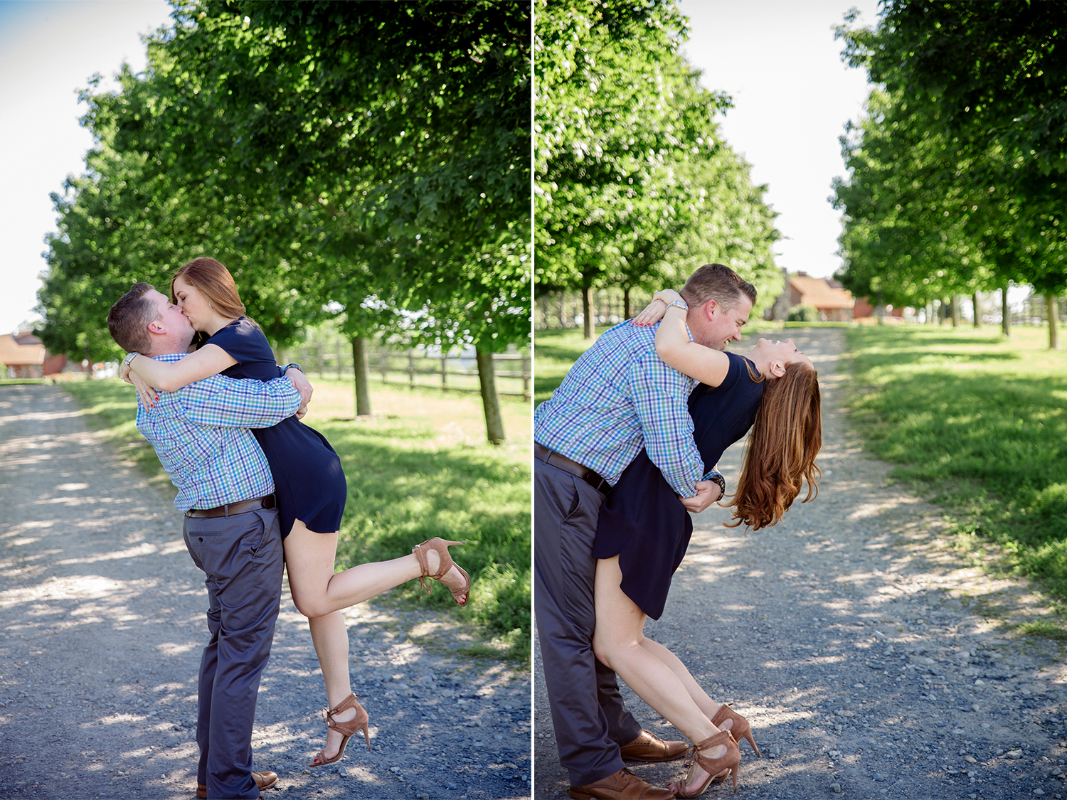 Lauren+AJ | Warwick Winery Engagement Session-Candid Photography- Olivia Christina Photography