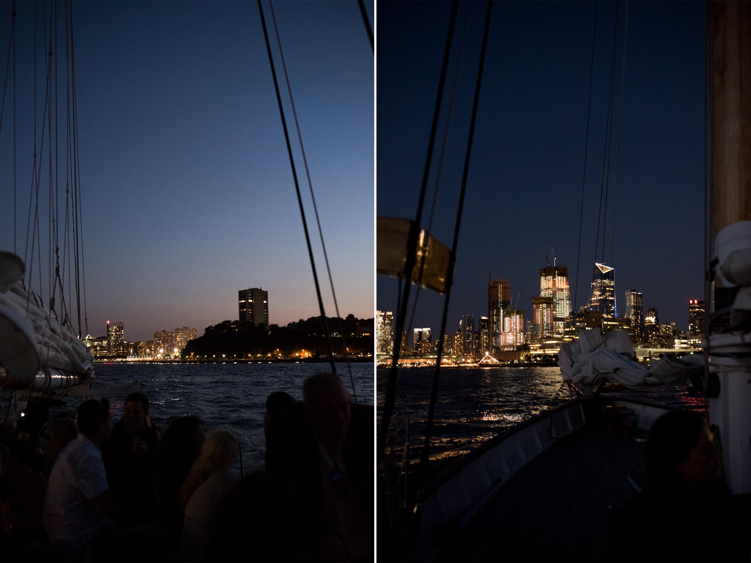 50th Birthday Party- Harborline Sunset Cruise NYC- Adirondack Schooner 8- Olivia Christina Photo.jpg