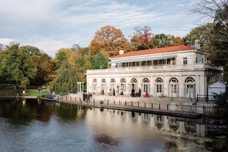 Maura + Kyle- Prospect Park Boathouse Wedding- NovemberWedding- Brooklyn New York- Olivia Christina Photo- websize-70.JPG