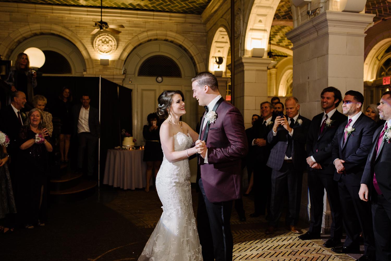 Maura + Kyle- Prospect Park Boathouse Wedding- NovemberWedding- Brooklyn New York- Olivia Christina Photo- websize-338.JPG