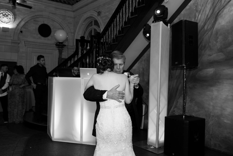 Maura + Kyle- Prospect Park Boathouse Wedding- NovemberWedding- Brooklyn New York- Olivia Christina Photo- websize-659.JPG