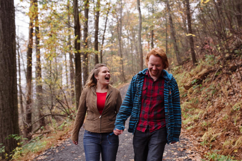 Kayte+ Kevin-Mohonk Mountain Hiking Engagement Session- New Paltz New York- Olivia Christina Photo- (5).JPG