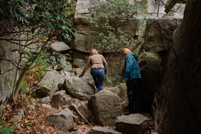 Kayte+ Kevin-Mohonk Mountain Hiking Engagement Session- New Paltz New York- Olivia Christina Photo- (43).JPG