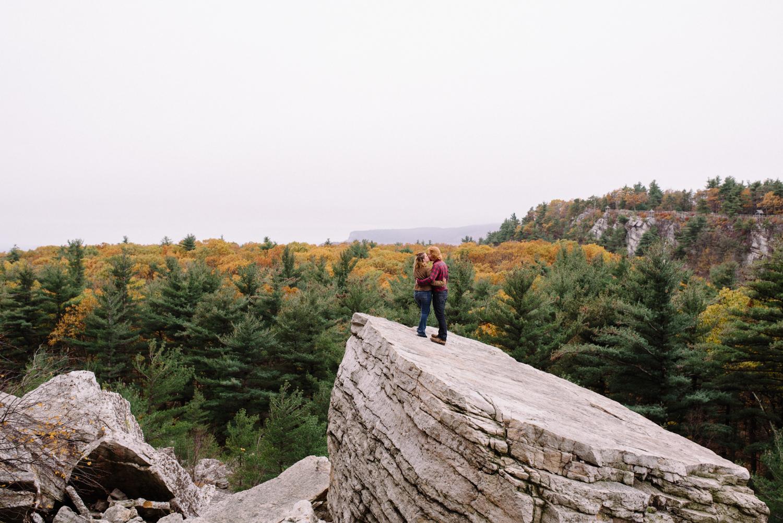Kayte+ Kevin-Mohonk Mountain Hiking Engagement Session- New Paltz New York- Olivia Christina Photo- (68).JPG