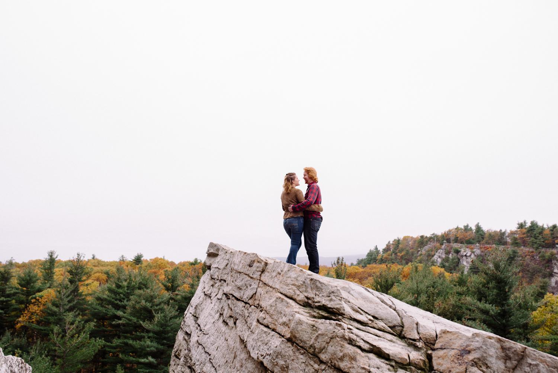 Kayte+ Kevin-Mohonk Mountain Hiking Engagement Session- New Paltz New York- Olivia Christina Photo- (70).JPG
