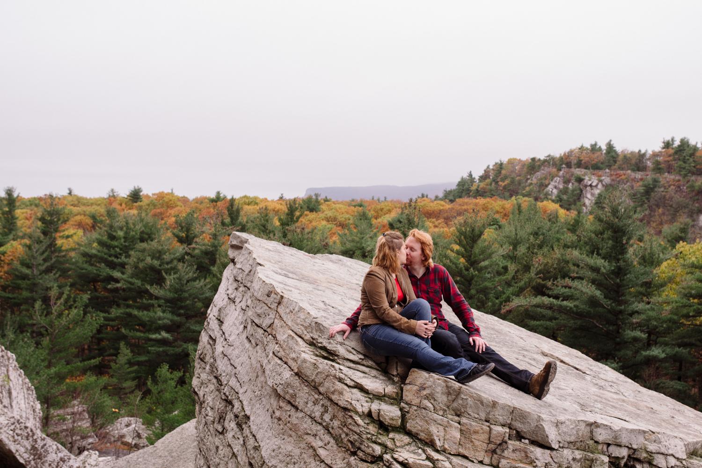 Kayte+ Kevin-Mohonk Mountain Hiking Engagement Session- New Paltz New York- Olivia Christina Photo- (78).JPG