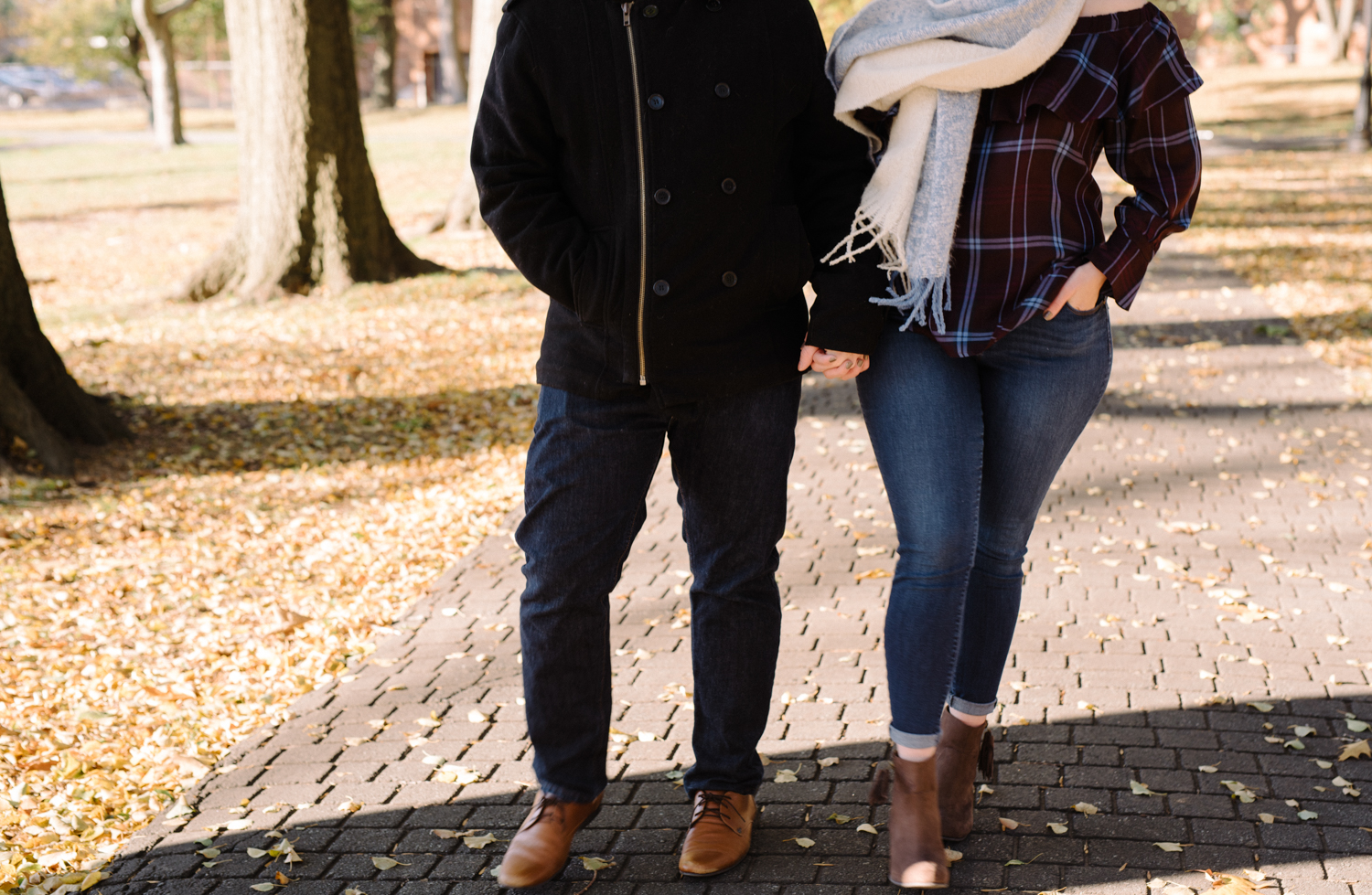 Melissa+Kenny- Watsessing Park Fall Engagement Session- Bloomfield New Jersey- Olivia Christina Photo-10.JPG