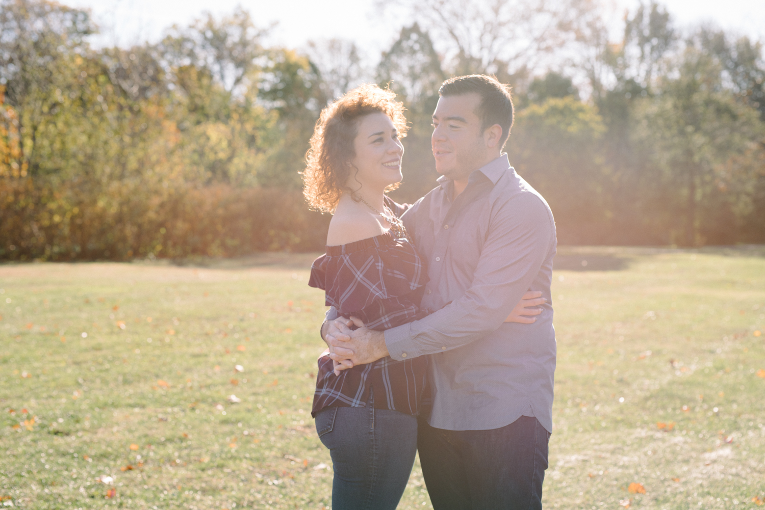 Melissa+Kenny- Watsessing Park Fall Engagement Session- Bloomfield New Jersey- Olivia Christina Photo-32.JPG