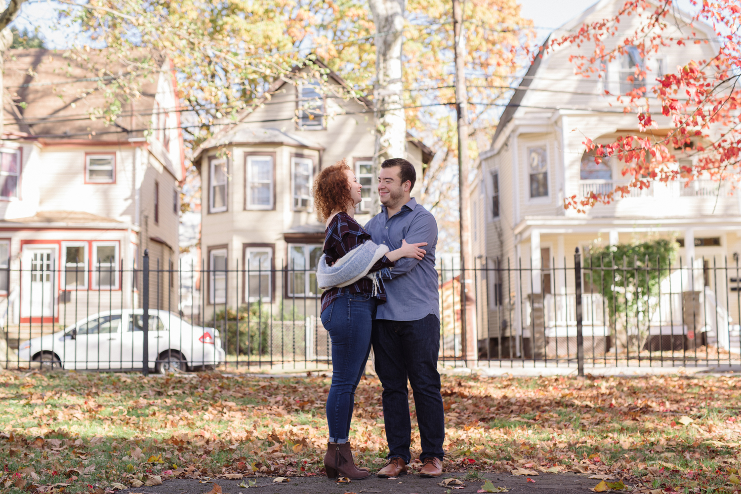 Melissa+Kenny- Watsessing Park Fall Engagement Session- Bloomfield New Jersey- Olivia Christina Photo-64.JPG