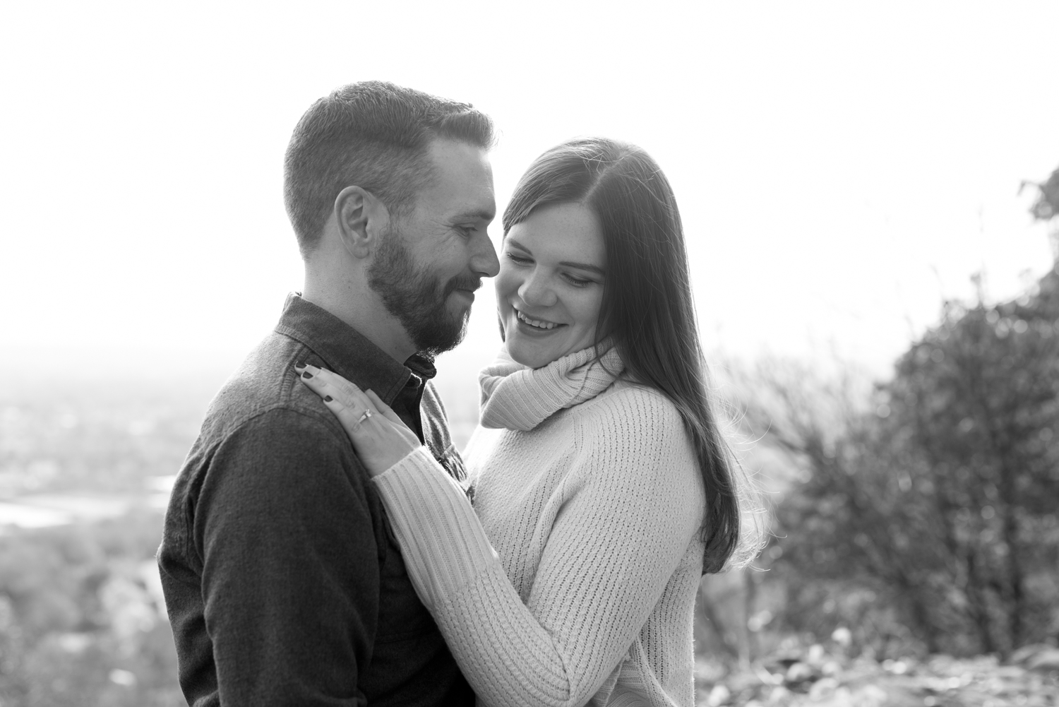 Amy+Brian- Garret Mountain Engagement Session- Fall Nature- Film Photography-New Jersey- Olivia Christina Photo-62.JPG