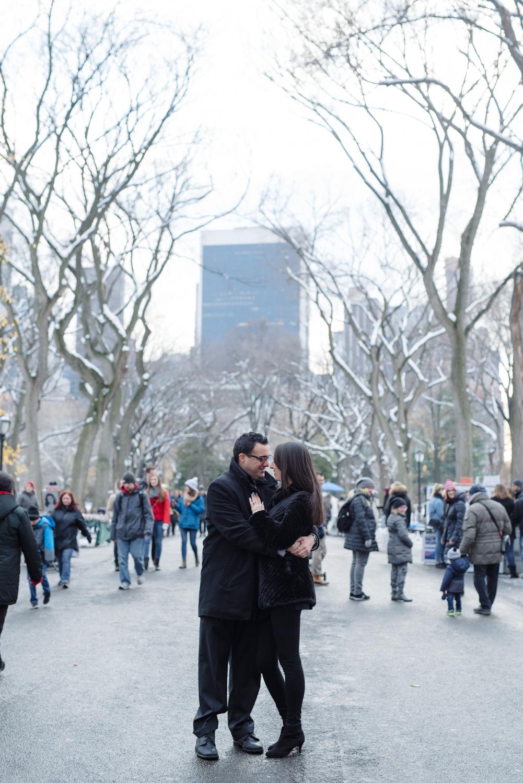 Carmelo+Meg- Central Park Winter Engagement Session- New York City- Olivia Christina Photography-23.JPG