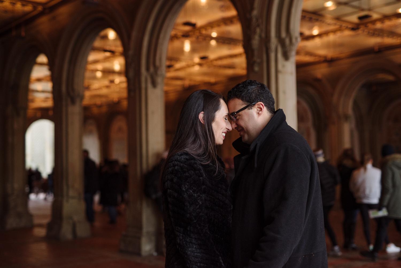 Carmelo+Meg- Central Park Winter Engagement Session- New York City- Olivia Christina Photography-33.JPG