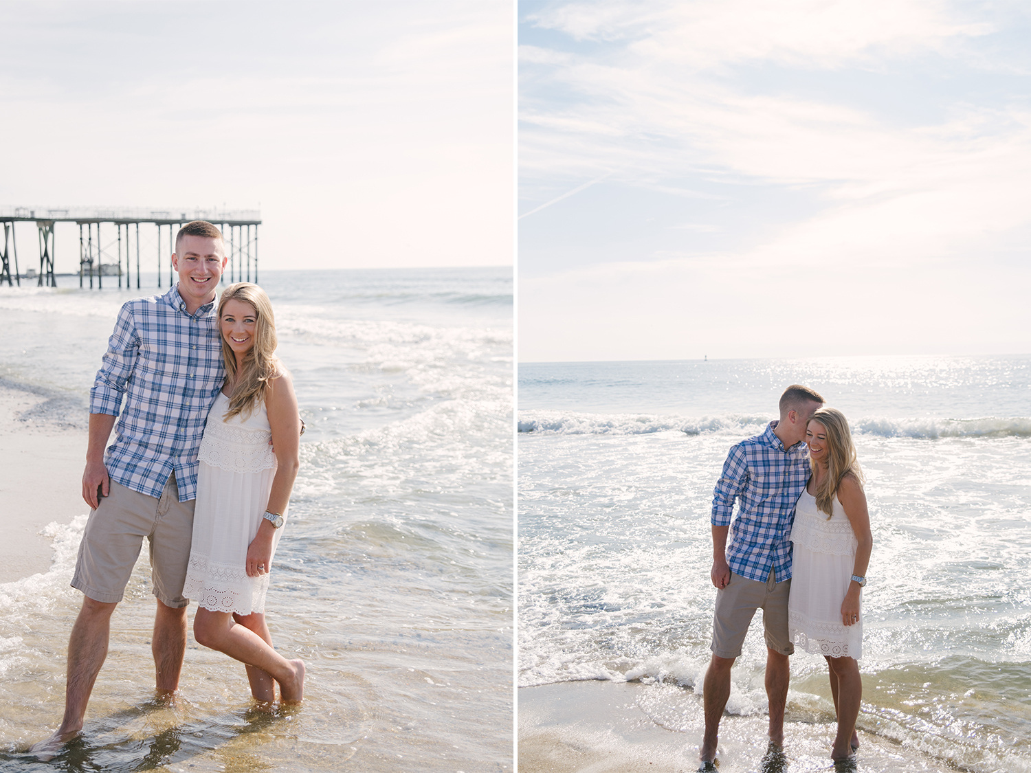 Miller Family- Modern Heirloom- Seaside Family Photo Session- Engagement Session-Belmar New Jersey-  Olivia Christina Photo.jpg
