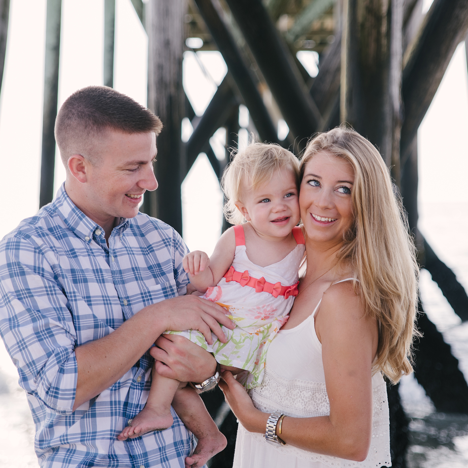 Miller Family- Modern Heirloom- Seaside Family Photo Session- Belmar New Jersey-  Olivia Christina Photo-112.1.jpg