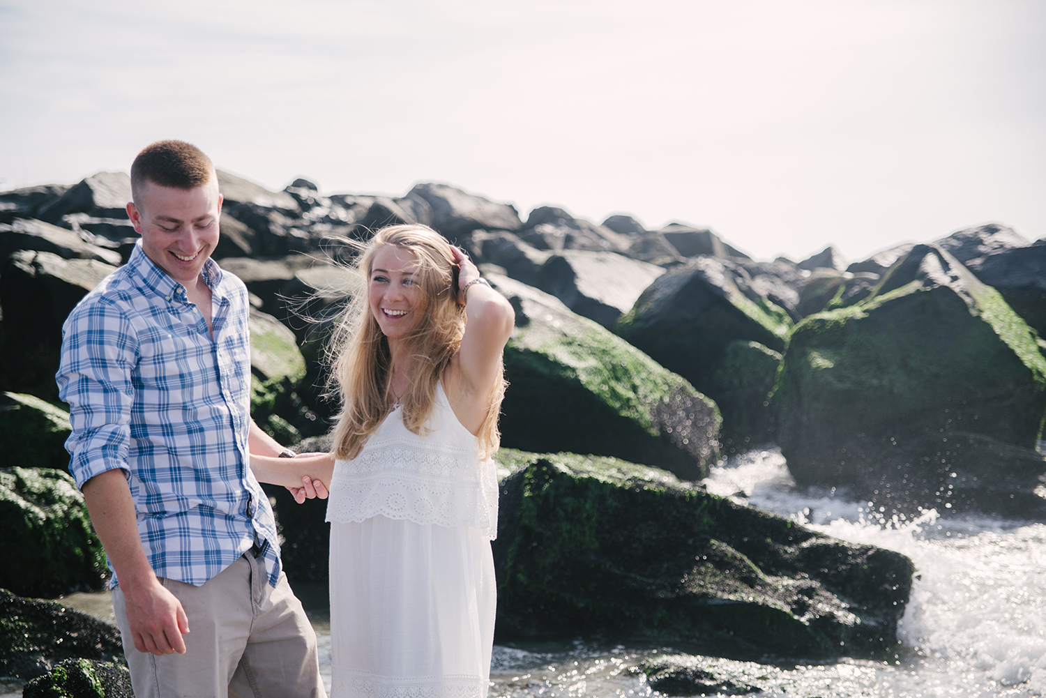 Miller Family- Modern Heirloom- Seaside Family Photo Session- Belmar New Jersey-  Olivia Christina Photo-134.1.jpg
