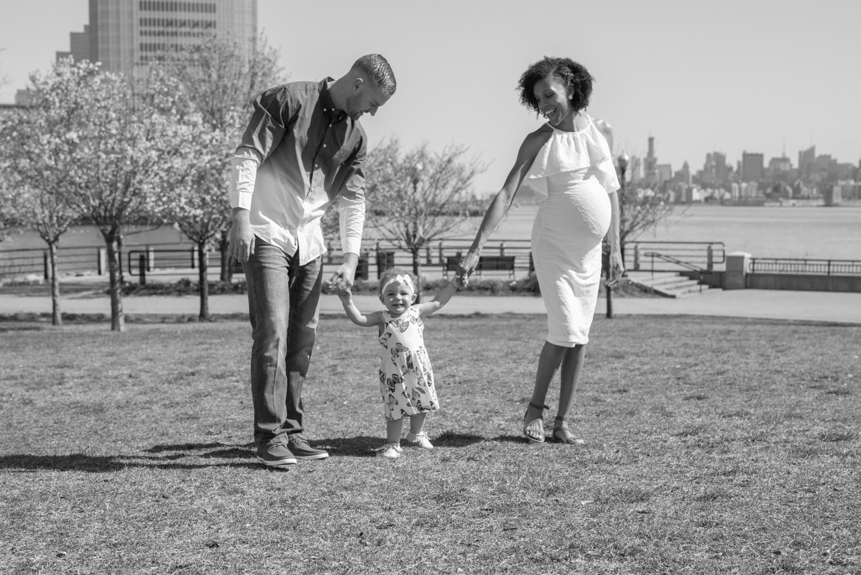 Unger Family Photos- Lifestyle Maternity Photos-Liberty State Park Jersey City- New Jersey- Olivia Christina Photo-10.JPG