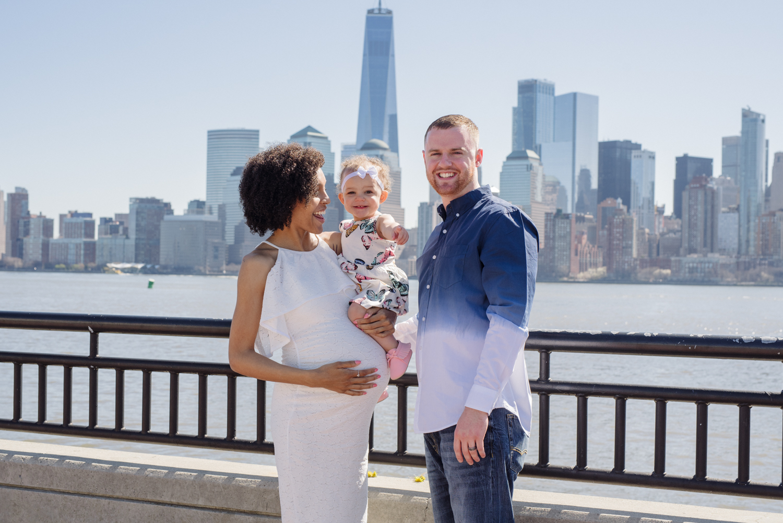 Unger Family Photos- Lifestyle Maternity Photos-Liberty State Park Jersey City- New Jersey- Olivia Christina Photo-17.JPG