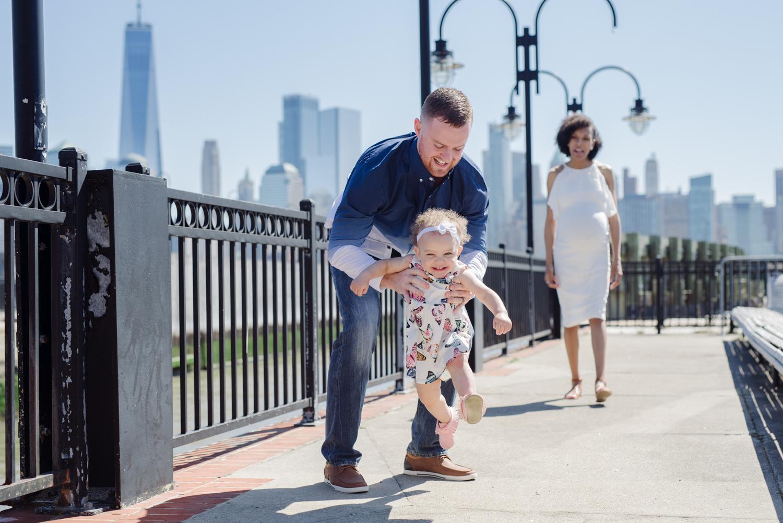 Unger Family Photos- Lifestyle Maternity Photos-Liberty State Park Jersey City- New Jersey- Olivia Christina Photo-58.JPG