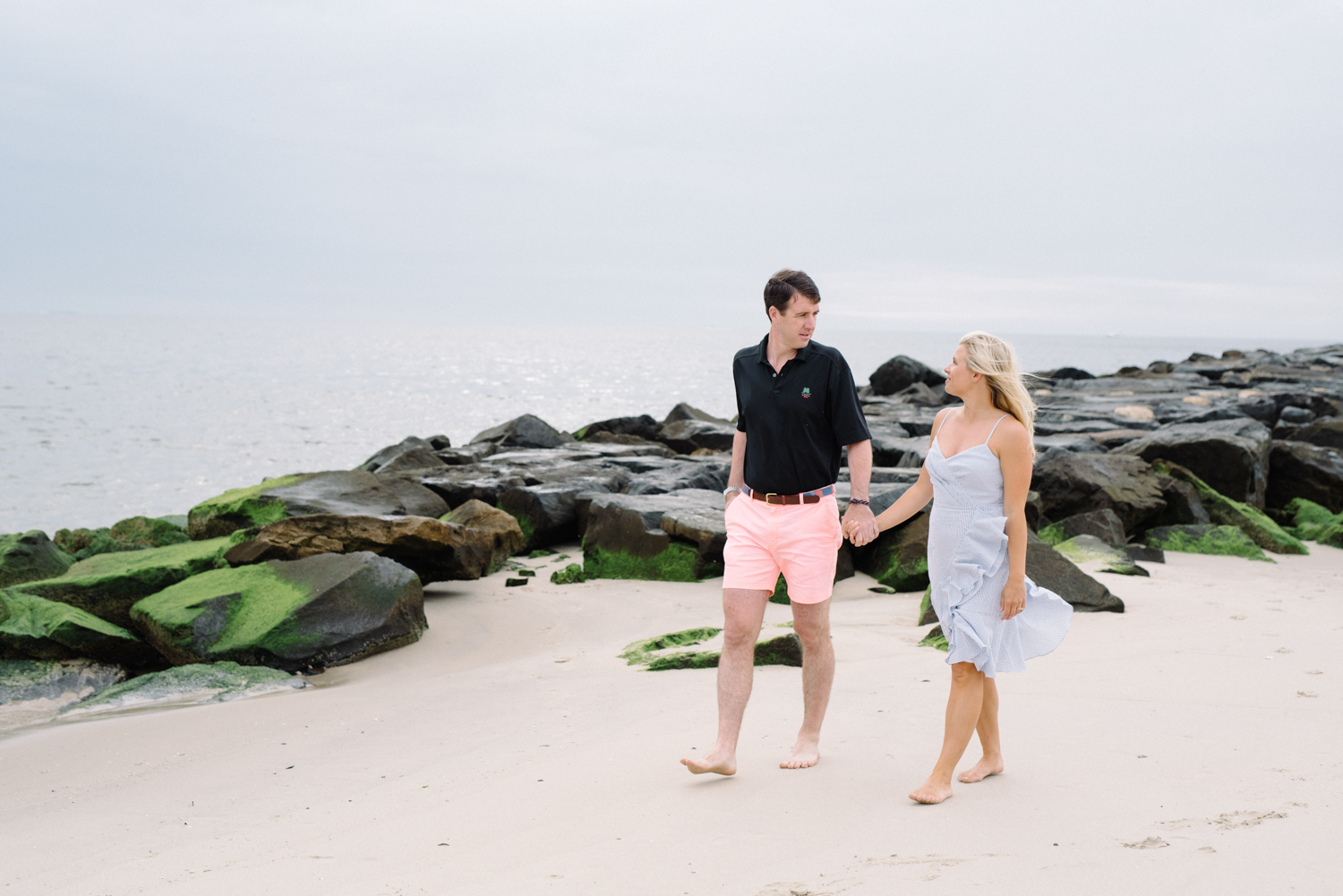 Angela+Troy- Sunrise Beach Engagement Session- Avon By The Sea New Jersey- Olivia Christina Photo-54.JPG