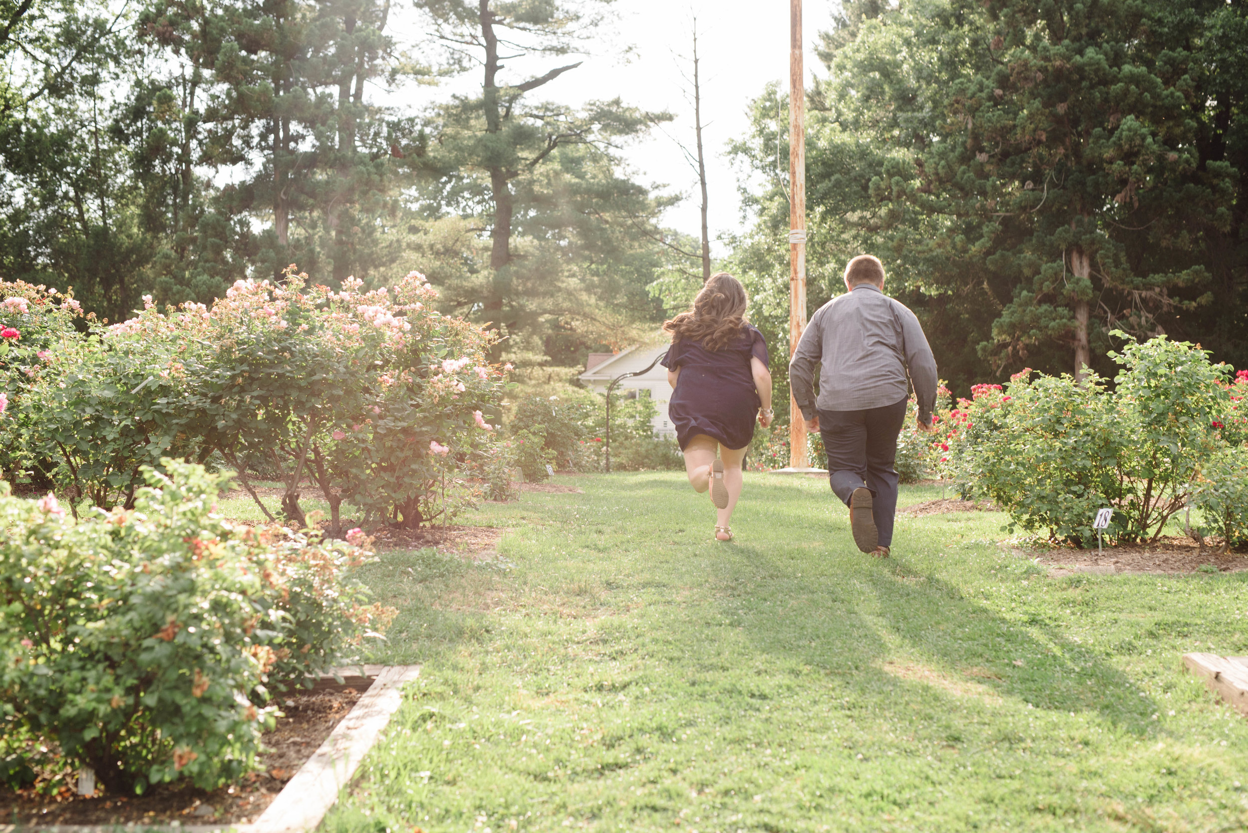 Jen + Kevin- Brookdale Park Rose Garden Engagement Session- Bloomfield New Jersey- Olivia Christina Photo-42.jpg