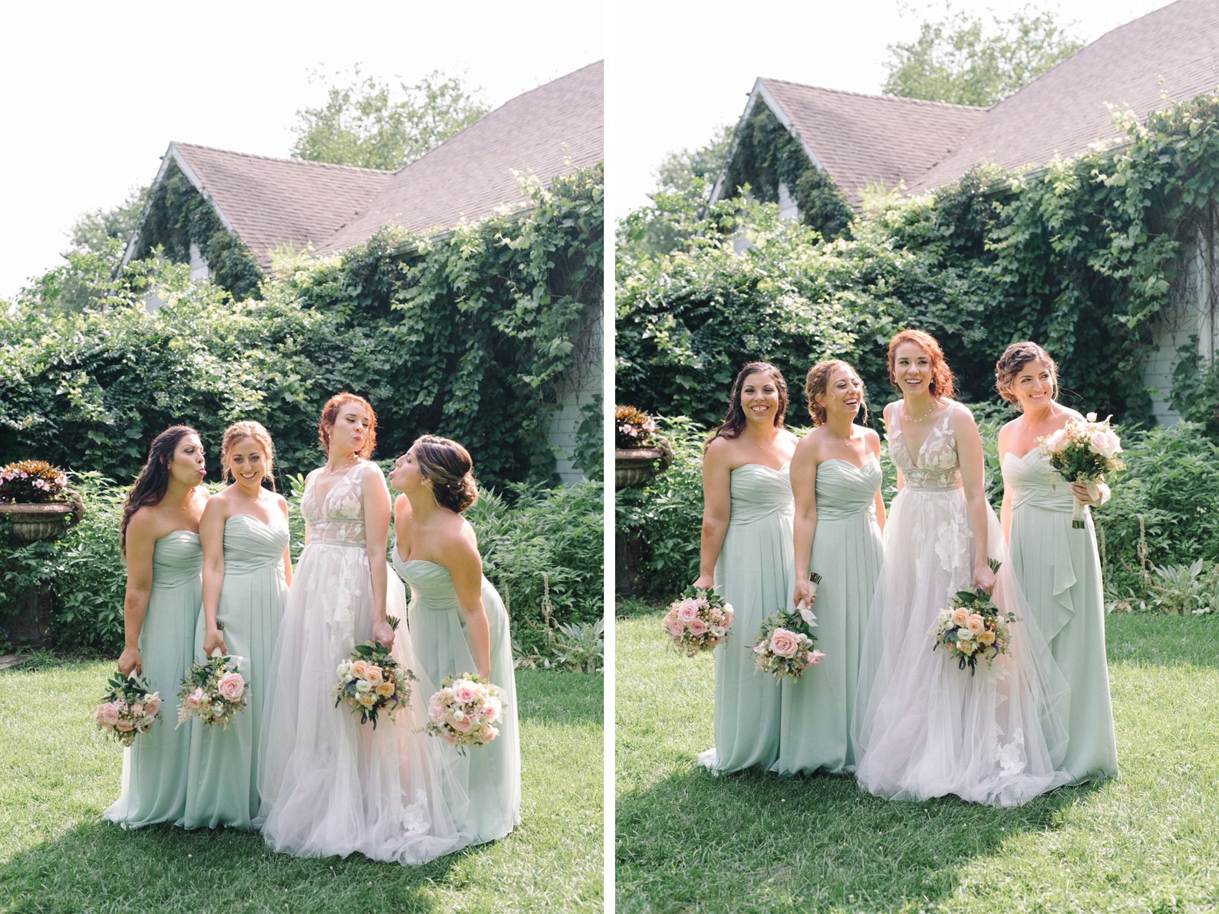 Feast at Round Hill Wedding-Kenny + Melissa- Bride and Bridesmaid Portraits-Hudson Valley New York - Olivia Christina Photo-1.jpg