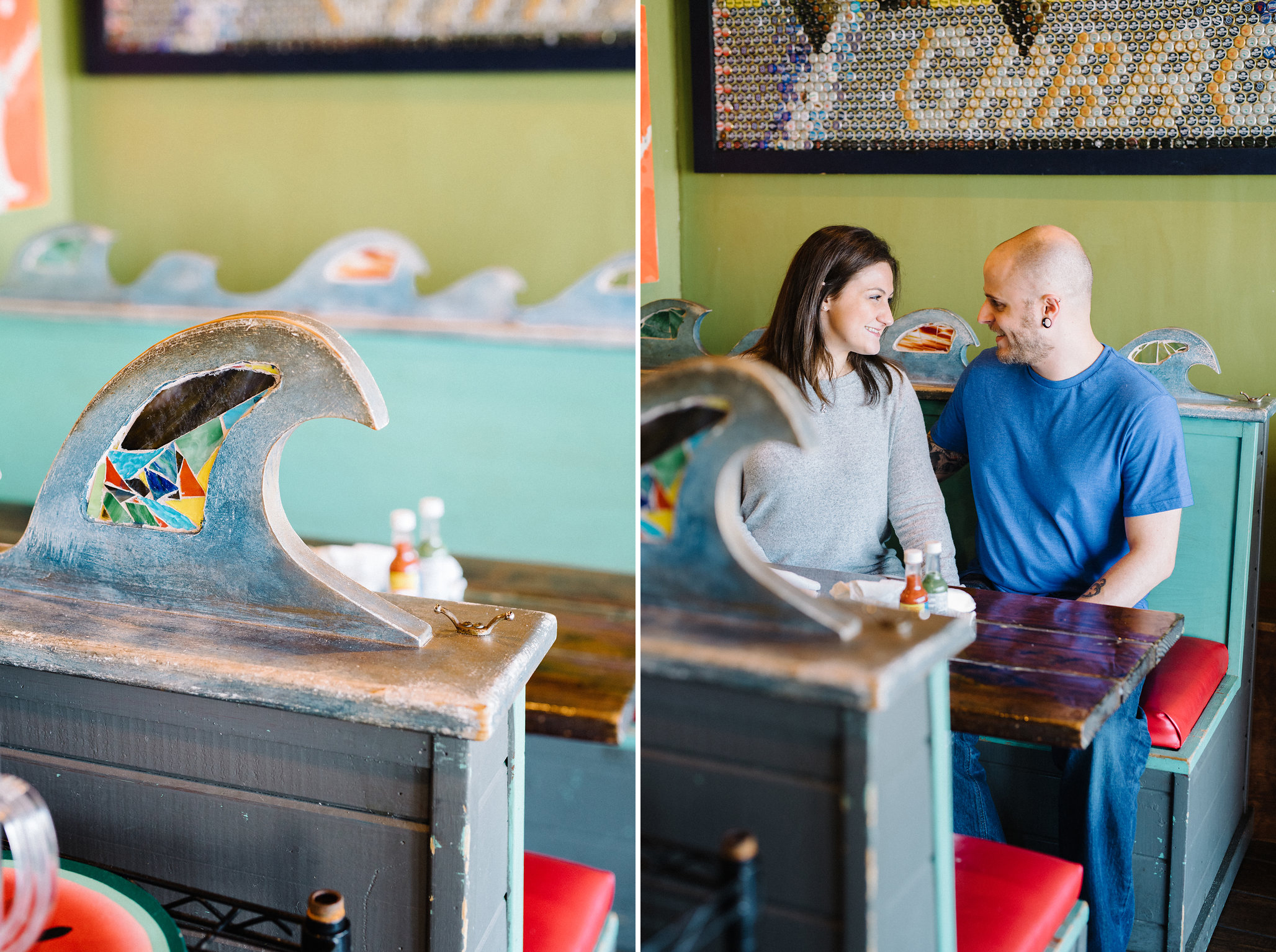 Pops Garage- Asbury Park Engagement Session- Mallory + Brian- Olivia Christina Photography.jpg