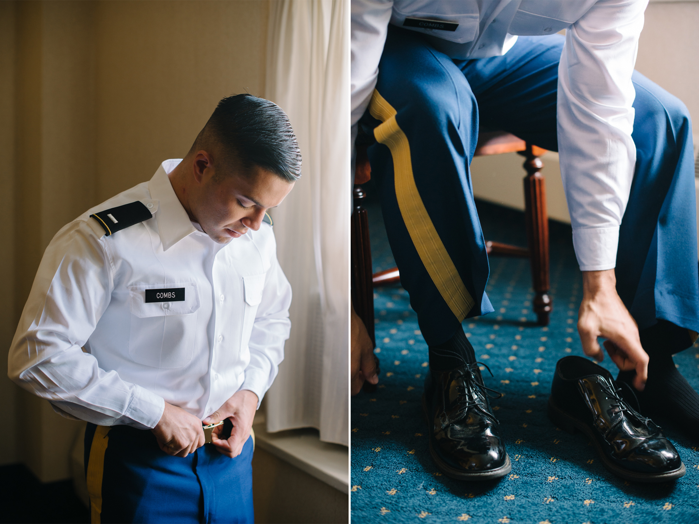 Military Dress Blues- West Point Wedding- Mari and Dalton- Olivia Christina Photo.jpg