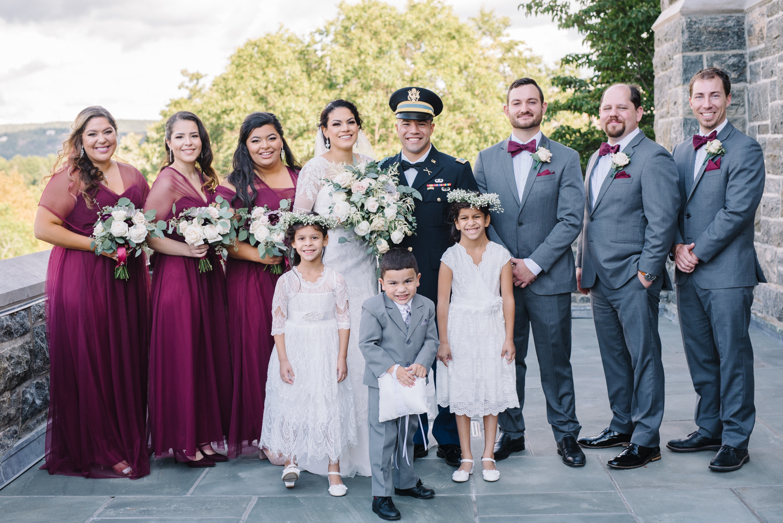 West Point Wedding- Mari + Dalton- New Jersey New York Wedding Photographer Olivia Christina Photo-124.jpg