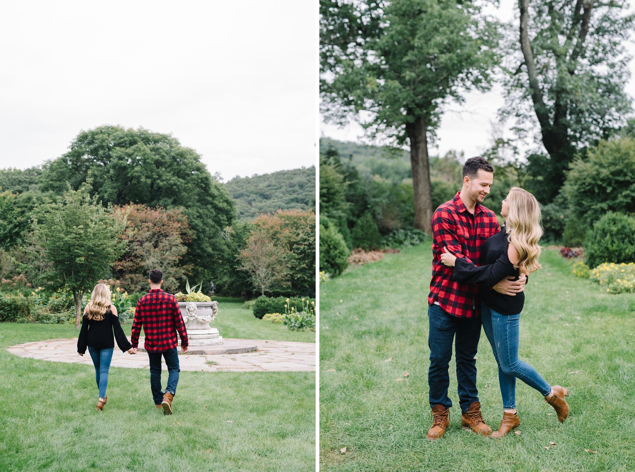 NJ Botanical Gardens Engagement Photos- Skylands Manor- Lauren and Mike- Ringwood New Jersey- Olivia Christina Photo.jpg