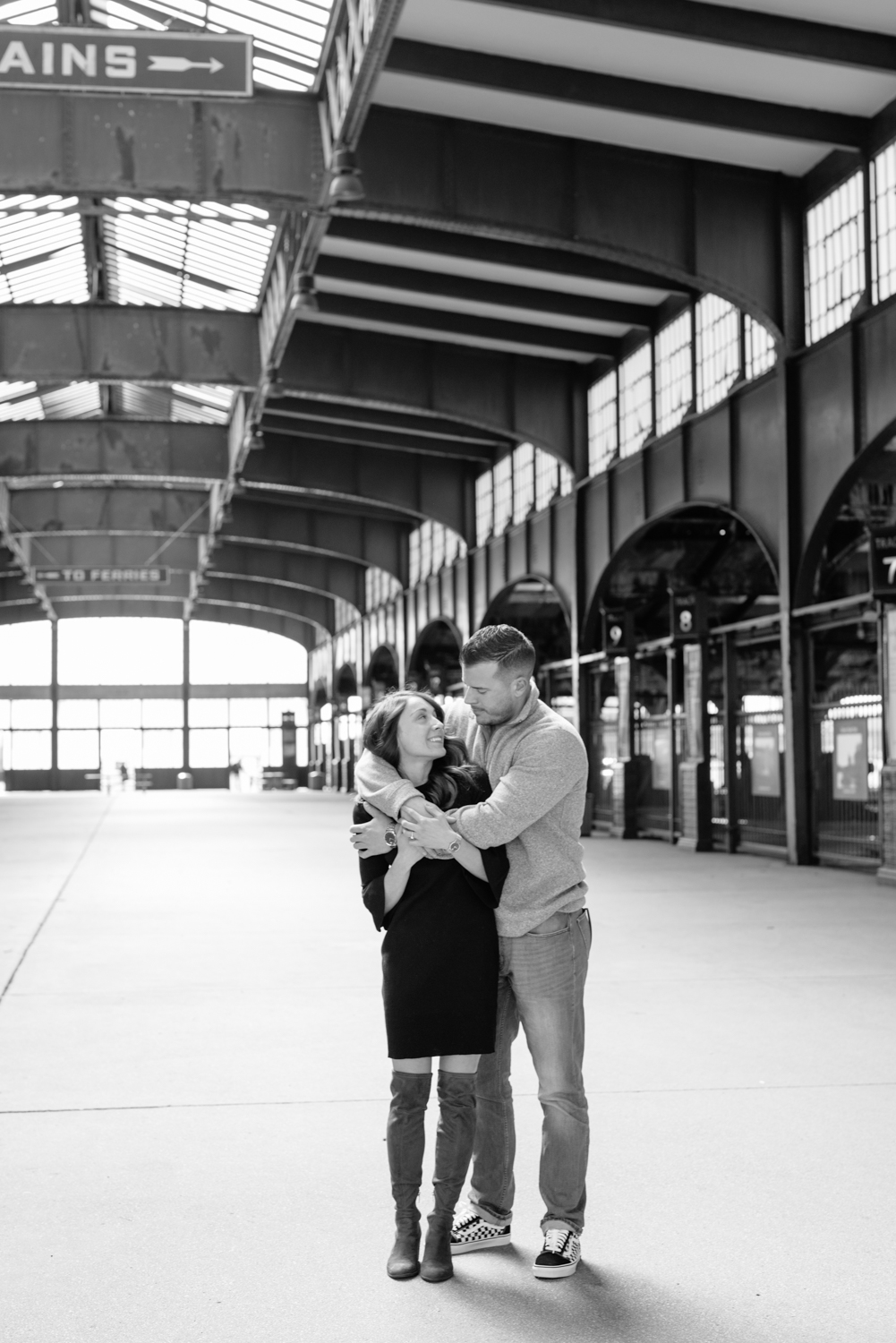 Liberty State Park Engagement Session- Danielle + Joe- New Jersey- Olivia Christina Photo-157.jpg