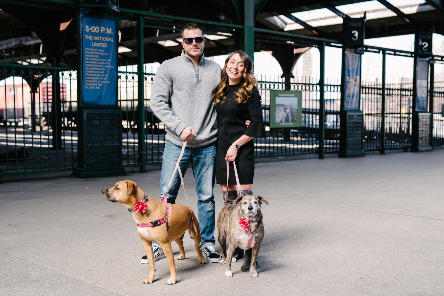 Liberty State Park Engagement Session- Danielle + Joe- New Jersey- Olivia Christina Photo-178.jpg