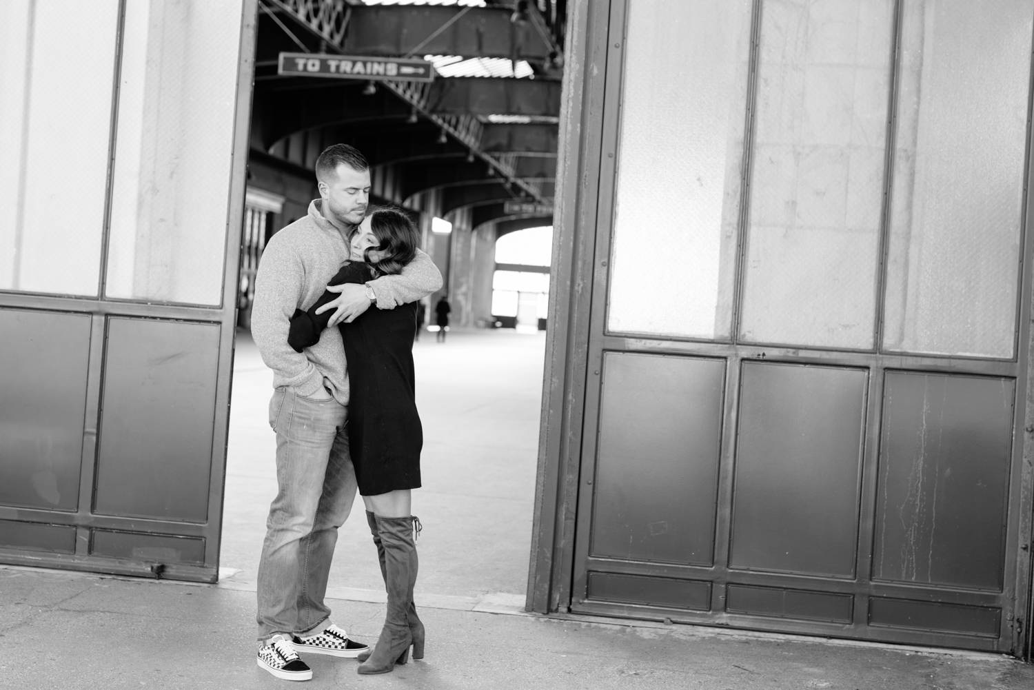 Liberty State Park Engagement Session- Danielle + Joe- New Jersey- Olivia Christina Photo-184.jpg