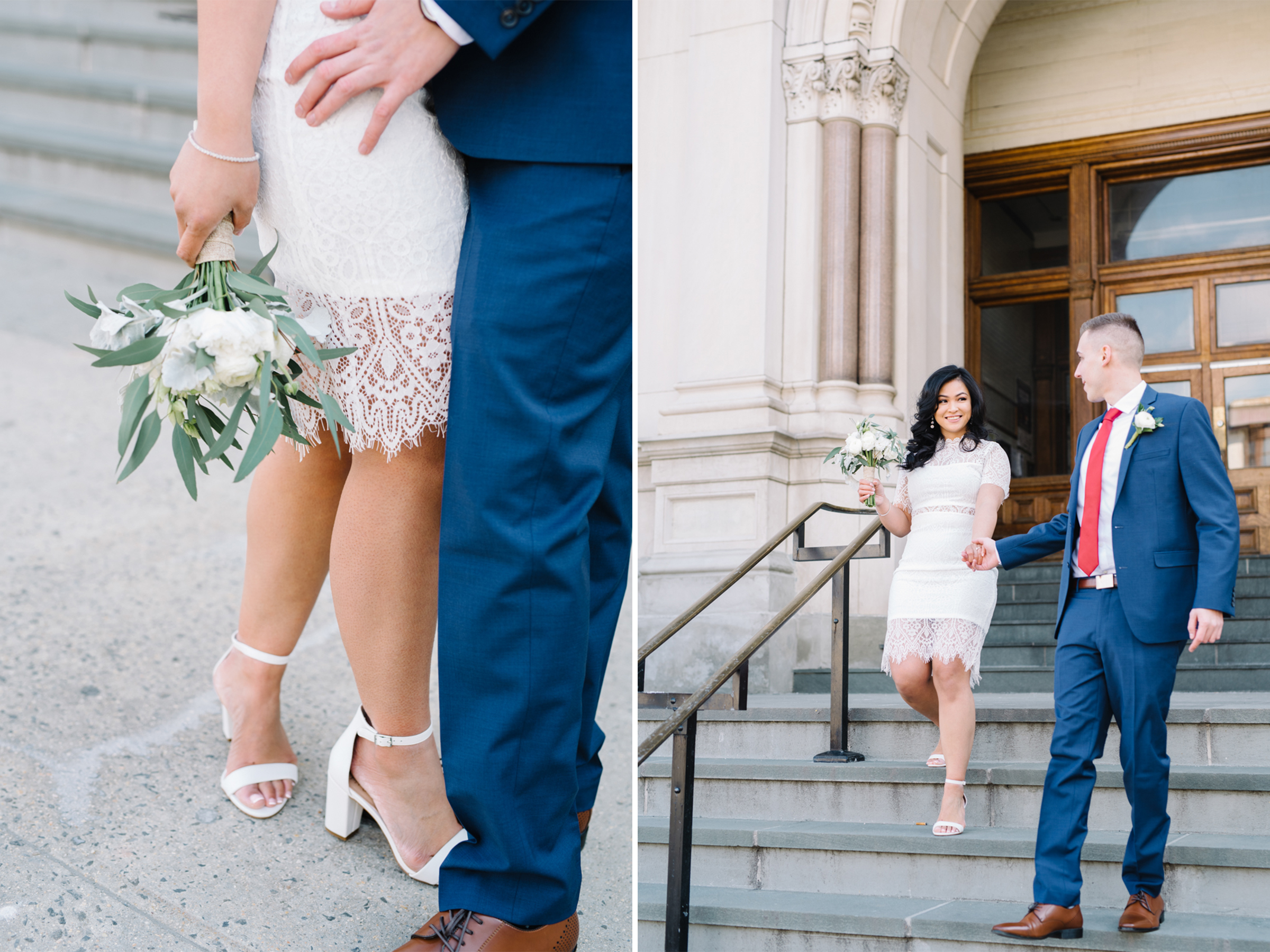 City Hall Wedding- Nichole + Lukasz- Jersey City New Jersey- Olivia Christina Photo.jpg