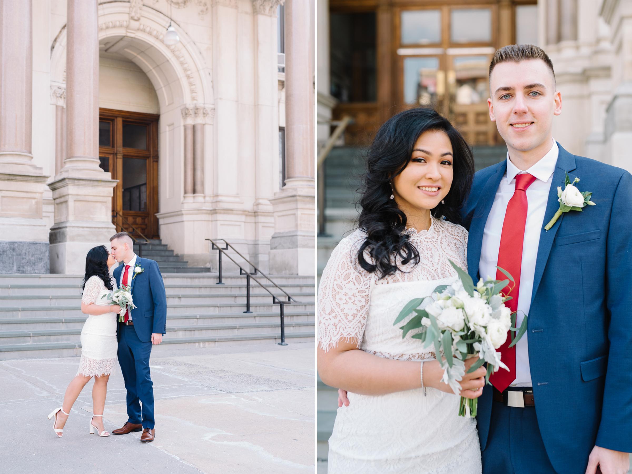 City Hall Wedding- Nichole + Lukasz- Jersey City New Jersey- Olivia Christina Photo.2jpg.jpg