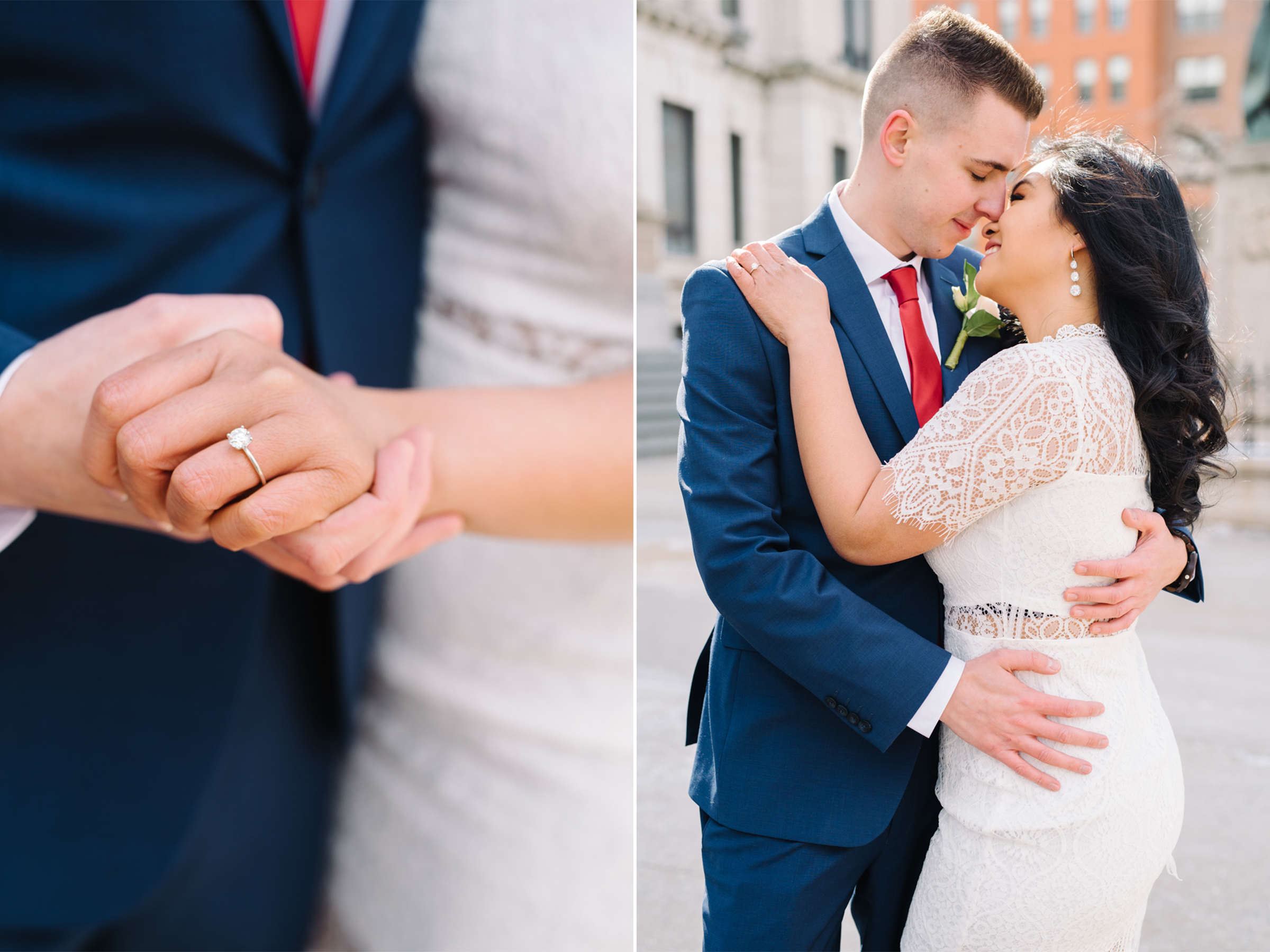 City Hall Wedding- Nichole + Lukasz- Jersey City New Jersey- Olivia Christina Photo.3.jpg