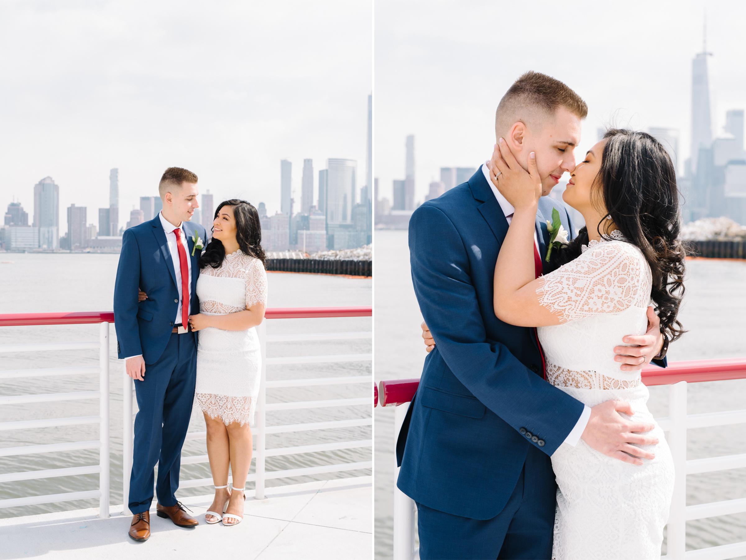 City Hall Wedding- Nichole + Lukasz-Battello NYC Skyline- Jersey City New Jersey- Olivia Christina Photo.jpg