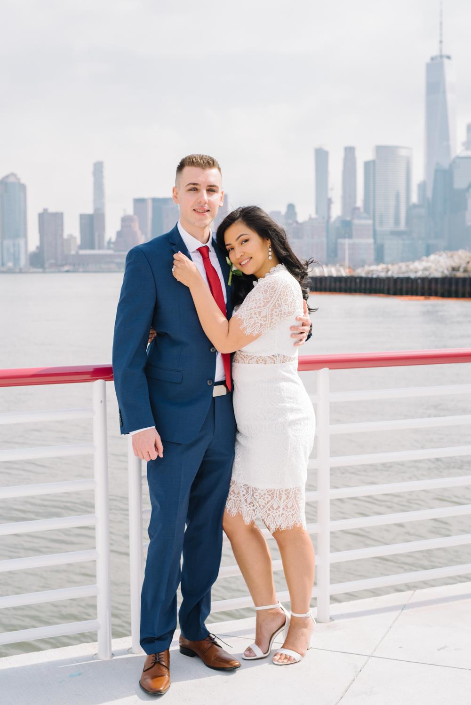 Jersey City Hall Elopement- Nichole + Lukasz- New Jersey- Olivia Christina Photo- websize-170.jpg