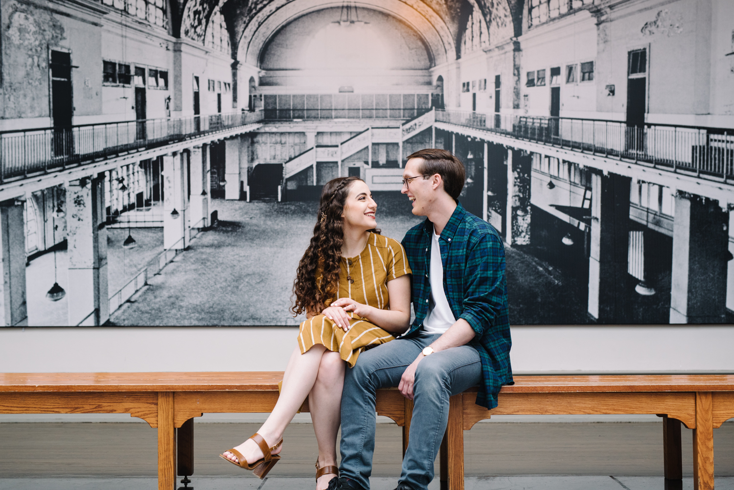 Ellis Island Engagement Photos- Madison and John- New York City-New Jersey- Olivia Christina Photo-1.jpg