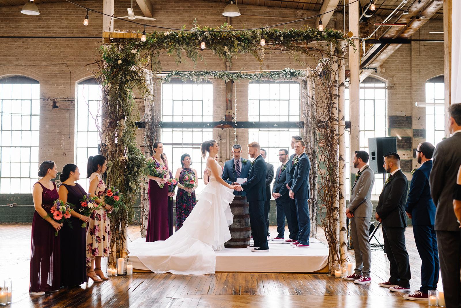 Art Factory Wedding- Industrial Chic- Audrey+Ryan- Paterson NJ- Olivia Christina Photo (35).jpg