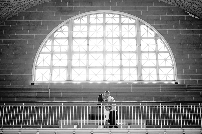 Ellis Island Sunset Engagement Session- Maria + Mike- NYC Skyline-New Jersey- Olivia Christina Photo-40-web.jpg