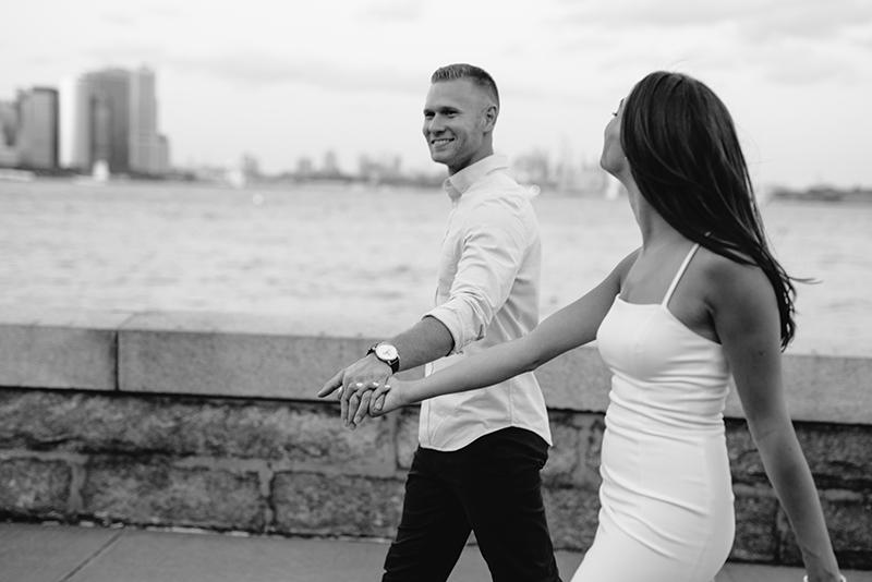Ellis Island Sunset Engagement Session- Maria + Mike- NYC Skyline-New Jersey- Olivia Christina Photo-61-web.jpg