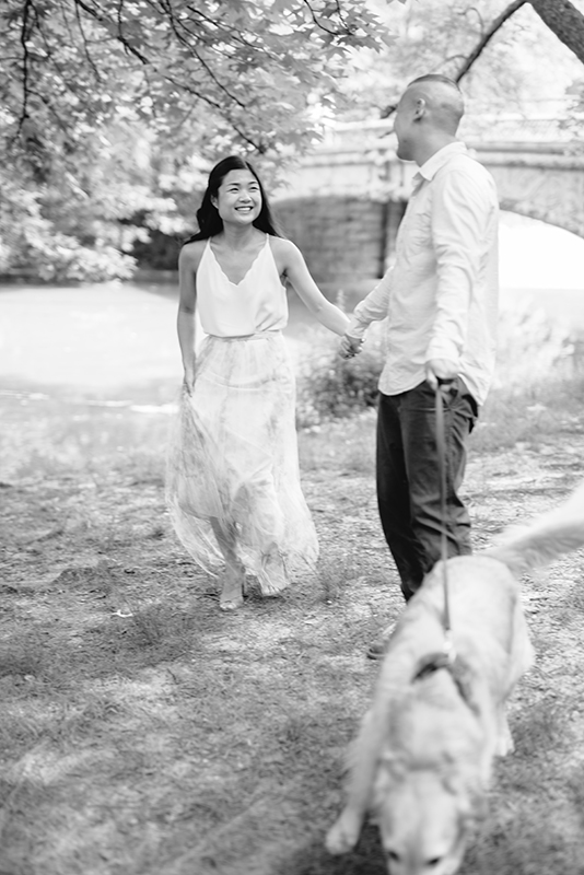 Prospect Park Boathouse- Engagement Session- Karen + Stephen- Brooklyn New York- Olivia Christina Photo-72-web.jpg